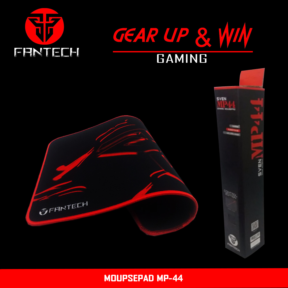 FANTECH MP44 Gaming Mousepad Control Edition