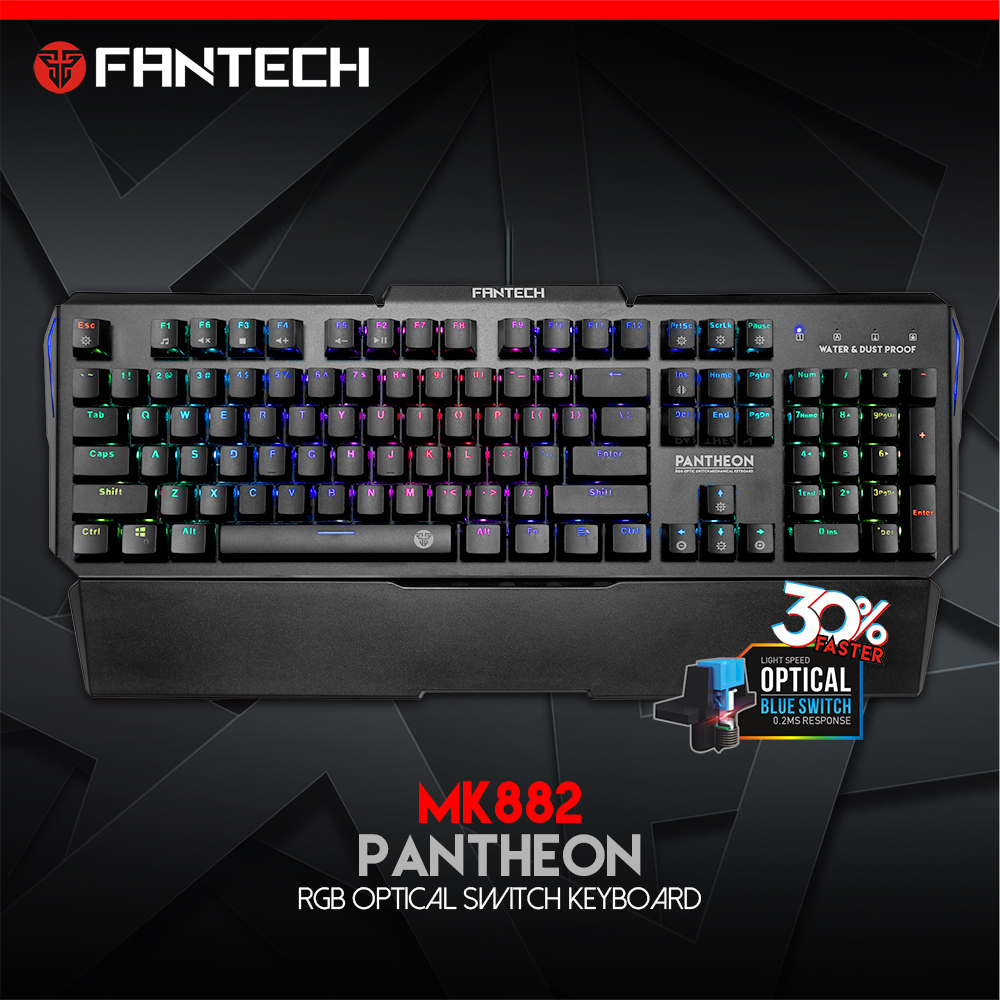 FANTECH MK882 PANTHEON Optical Switch Fullsize Edition