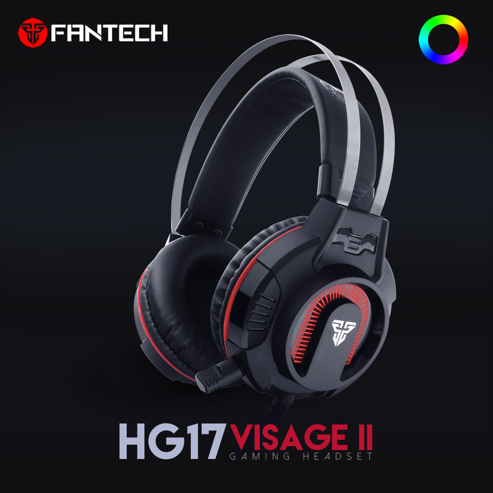 FANTECH HG17 VISAGE II Stereo Headset for Gaming