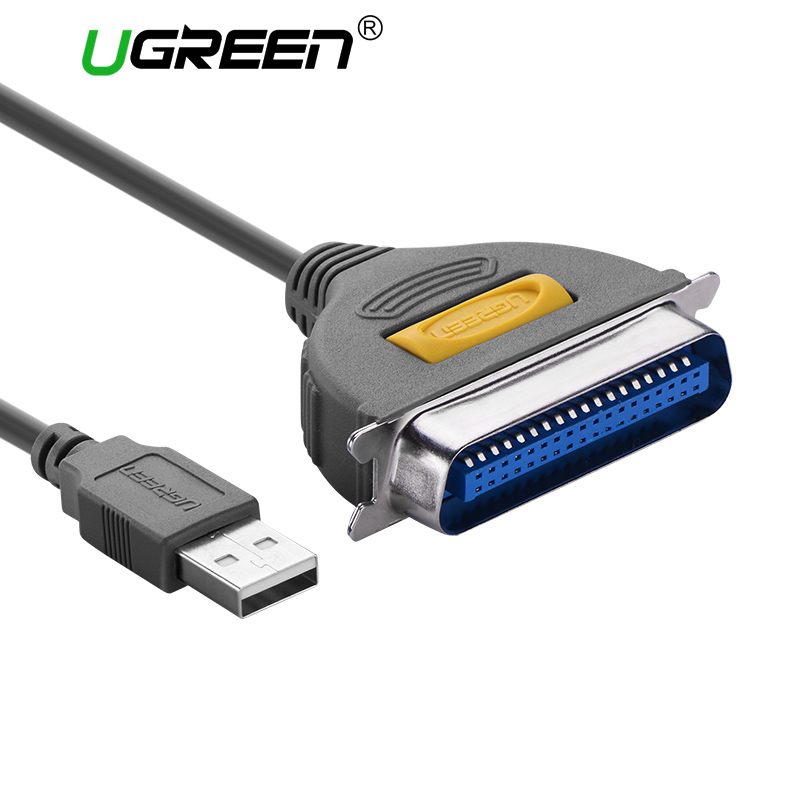 UGREEN 30226 USB TO IEEE1284 CN36 Parallel Cable for Printer | สาย USB ปริ้นเตอร์ IEEE1284 CN36