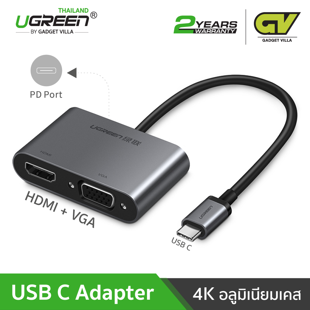 Usb3.1 Type C Port To HDMI Female Port  Conversion Adapter
